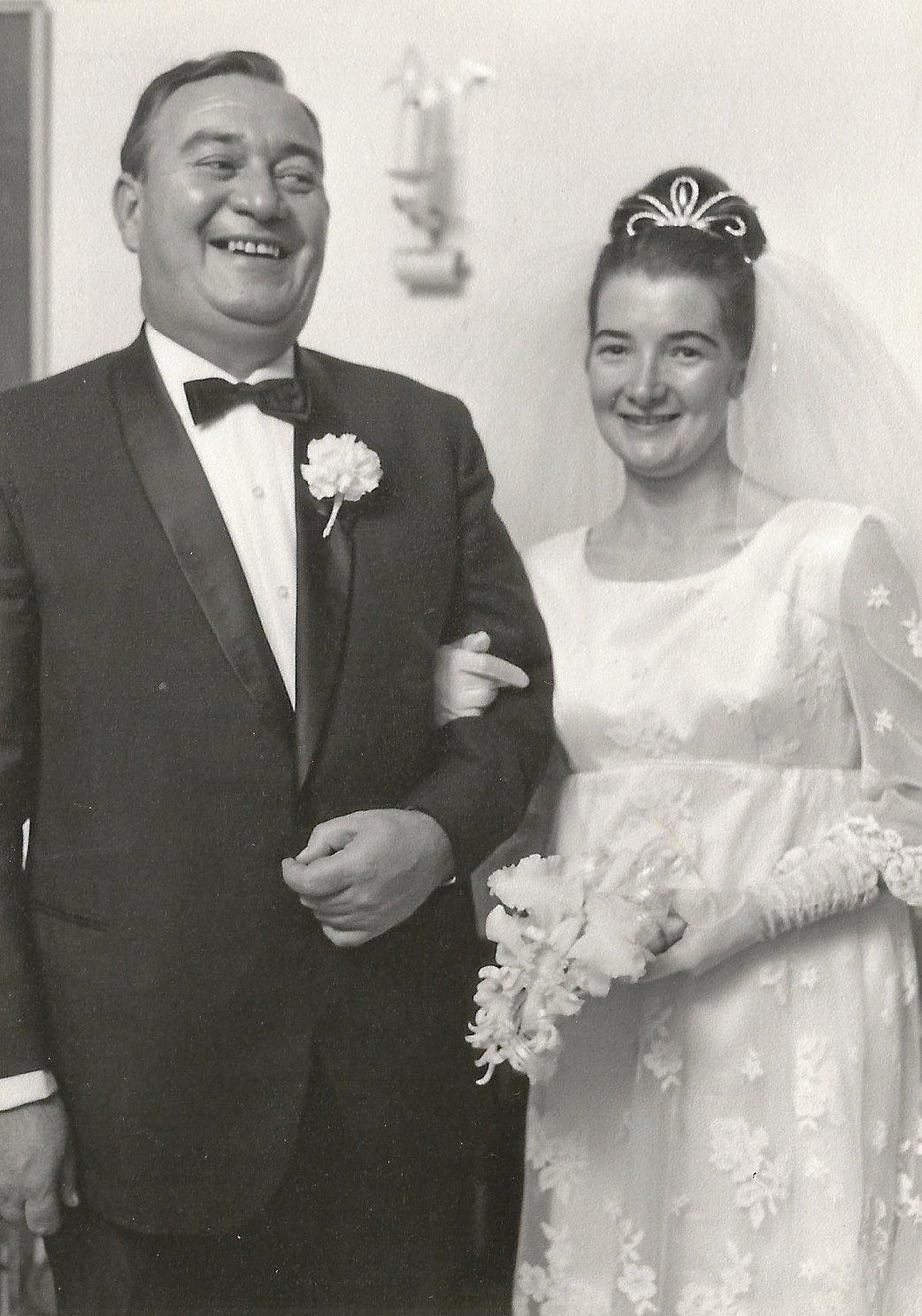Lyndall Delves parents.