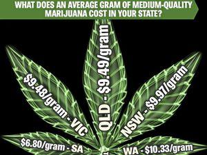 Weighing the cost of marijuana prohibition