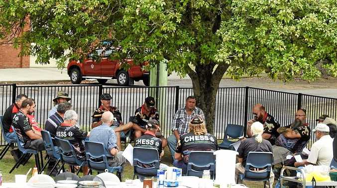 The Clarence Valley Aboriginal Men's Group meets every Thursday.
