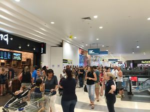 Foodies flock to Stockland for free burritos
