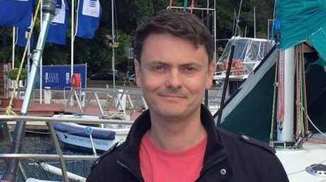 Missing Lennox Head pilot Paul Whyte