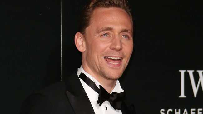 Tom Hiddleston is one of the hot favorites to take over the James Bond role.