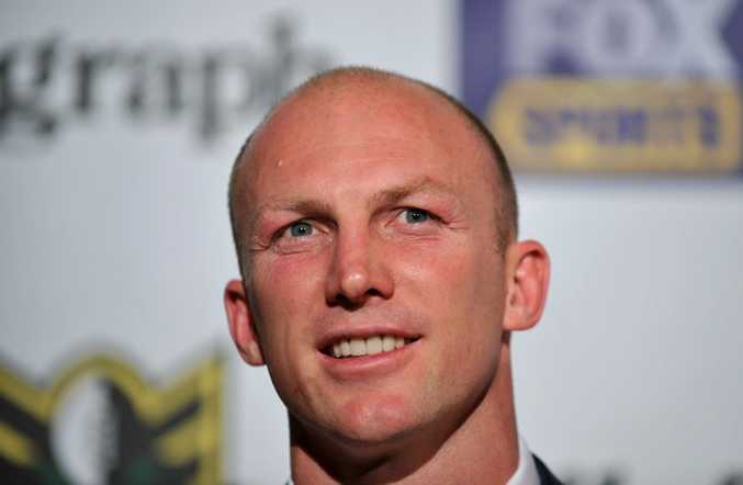 Darren Lockyer says Queensland needs to start planning for the future. Photo: AAP Image.