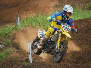 Riders hit the Bingera track