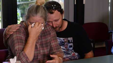 The stepmother and father of missing Clermont girl Kaitlyn Earl, Kimand Jason Earl plea for anyone with information about Kaitlyn's disappearance to come forward.