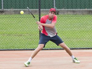 Easter Gold Cup tennis