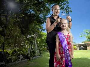 Daughter follows in mum's royal footsteps on stage