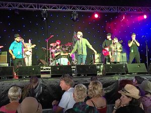 Local brotherhood shines at Bluesfest