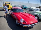 Gladstone Vintage and Classic Car display. Photo Paul Braven / The Observer