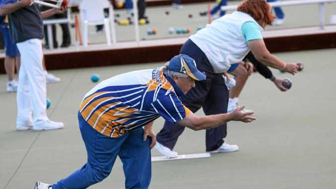 ROLLING ONE UNDER: Hundreds are set to flock to the region for the annual winter bowls tournament which kicks off in May.