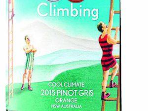 A GOOD DROP: Cumulus Climbing 2015 Pinot Gris