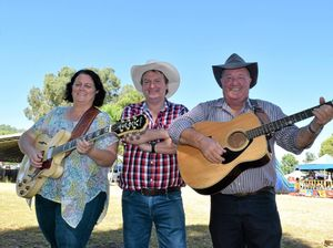 Bush poets unite to entertain