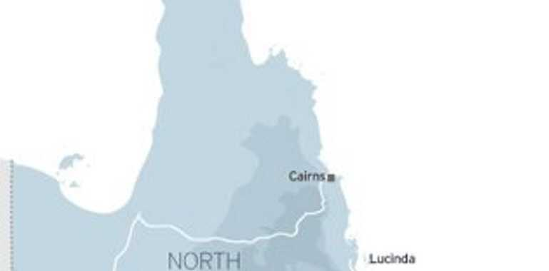 Proposed North Queensland map