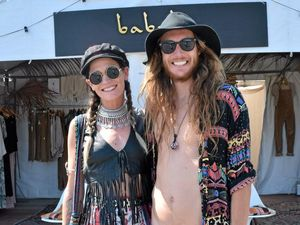 Bohemian fashion then back to Bluesfest basics