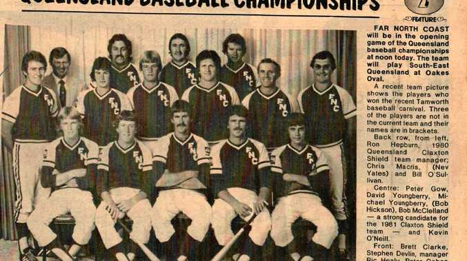 One of the FNC teams that played in the Australian Baseball League in the 1980s.