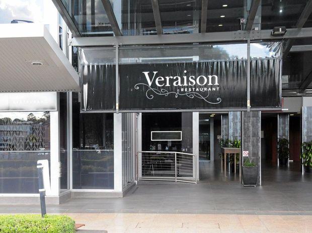 CLOSED: Veraison restaurant ceased trading in September last year.