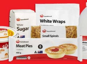 Woolworths dumps Homebrand, sticks to Essentials