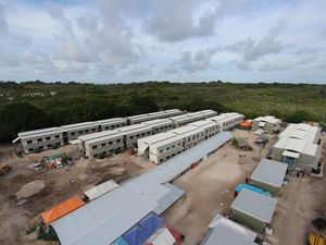 Powerful Nauru families benefiting from refugee centre