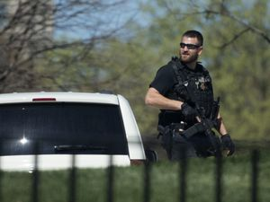 US Capitol lockdown lifted, gunman taken into custody
