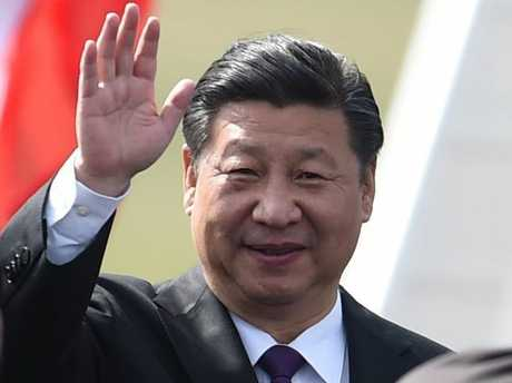 China leader Xi Jinping