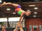 WATCH | Gladstone girls in aerial stunts at world titles