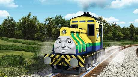 Raul the Tank Engine, of Brazil