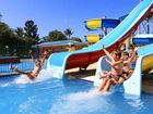 MAKING A SPASH: The region's largest water park is a huge favourite among children and families.