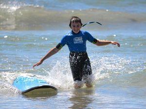 Gillwinga Public make splash at surf school in Woolgoolga
