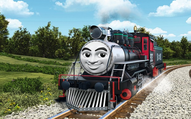 Carlos the Tank Engine, from Mexico