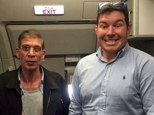 The man who posed for selfie with EgyptAir hijacker