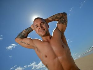 Darcy makes top six in Men's Health Man competition