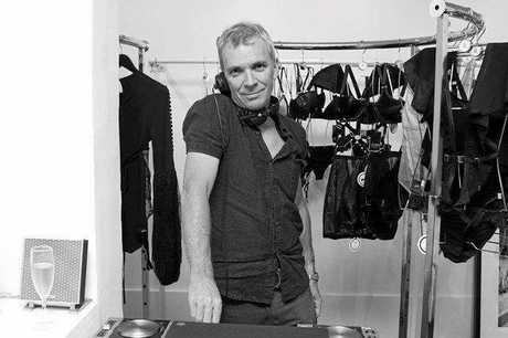 Byron Bay DJ Dale Stephen.