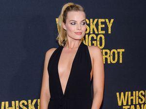 Margot Robbie 'punched' Alexander Skarsgard