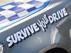 Police fatal 5. Photo: Alistair Brightman / Fraser Coast Chronicle