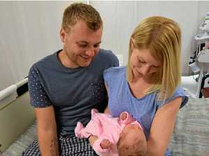 Summer surprises parents arriving before ambulance