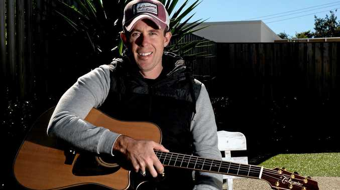Kingscliff musician Casey Barnes will mentor a Tweed Battle of the Bands entrant.
