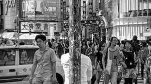 Kingscliff resident Oliver Hämäläinen will hold the street photography exhibition, Inhabitants, at Miami Marketta next weekend.
