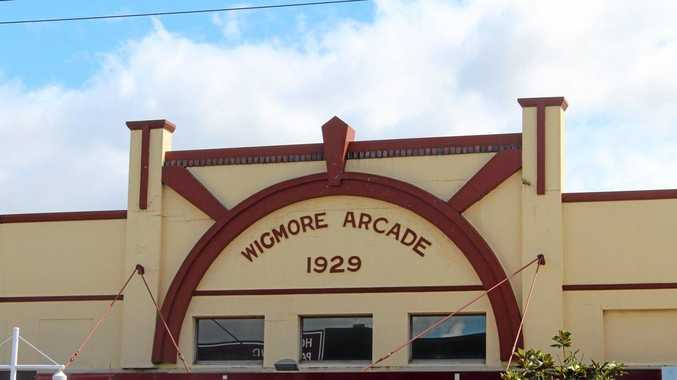 The final stage of the refurbishment of Ballina's Wigmore Arcade will start on Monday.