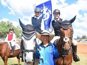 Gatton riders compete in Queensland championships