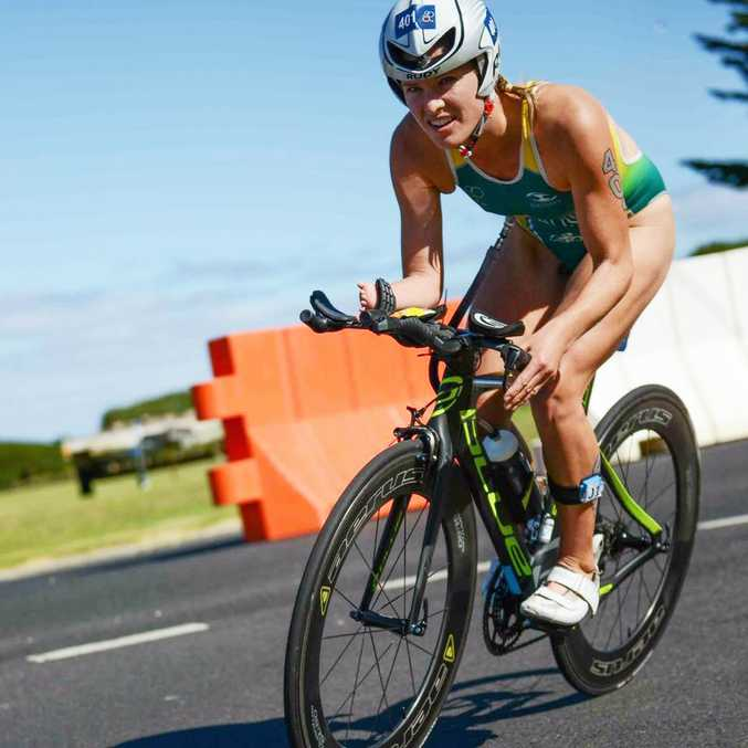 Doughty competes in the PT4 classification of paratriathlon. Athletes with mobility impairments such as muscle power, limb deficiency, hypertonia, ataxia or athetosis that have a classification assessment score from 495,0 to 557,0 points. Athletes may use approved prostheses or supportive devices during the running and cycling stages.