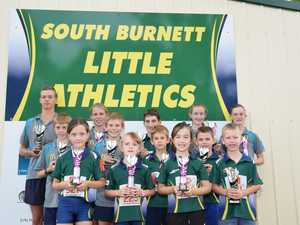 South Burnett Little Athletics