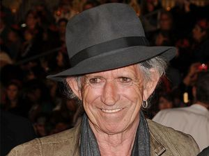 Keith Richards doesn't believe in growing old