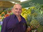 CLOSING THE DOORS: Robbie Dunnett is closing his fruit and veg store after spending the past four decades in business in Rockhampton.