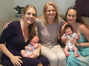 Mums rapt with help from midwife program