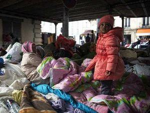 129 children now missing after refugee camp demolished