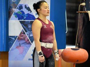 Ipswich sportswoman facing test of strength