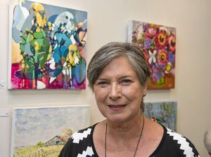 Toowoomba art fans get lost in autumn exhibition