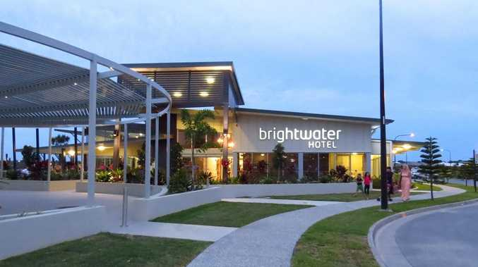 Brightwater Hotel is open from 10am to midnight, 7 days a week.