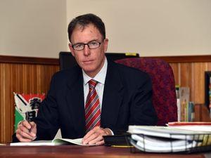 Incumbent mayor Gerard O'Connell feeling confident
