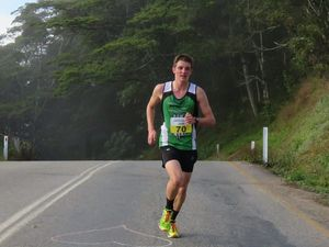 Regional runners impress at nationals